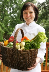 Emma Levez Larocque, Certified Plant-Based Chef and Registered Holistic Nutritionist