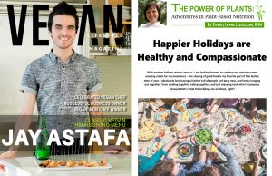 Vegan Lifestyle Magazine November