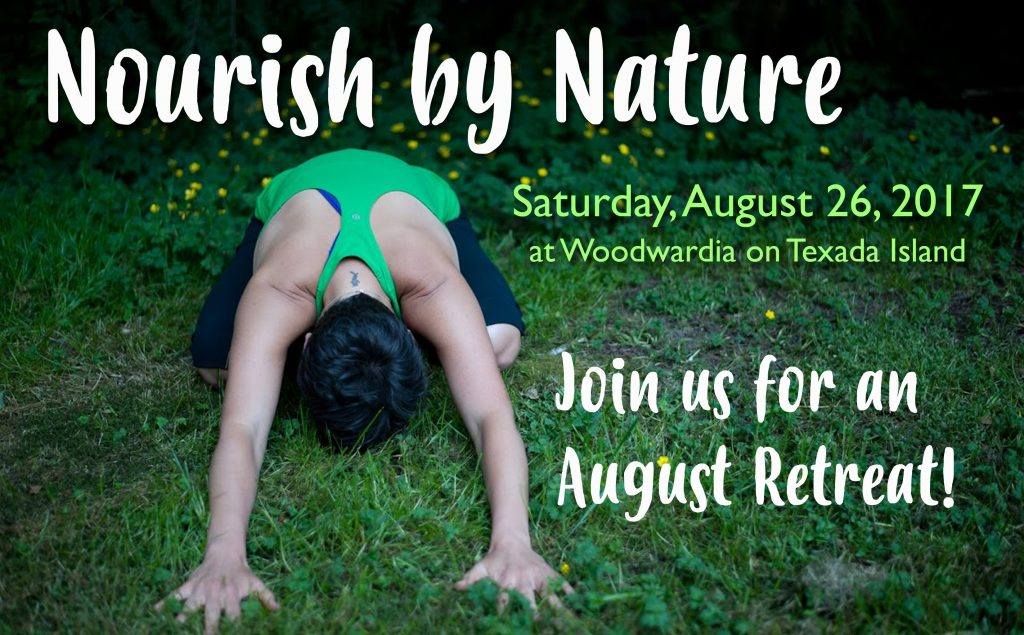 nourish by nature retreat